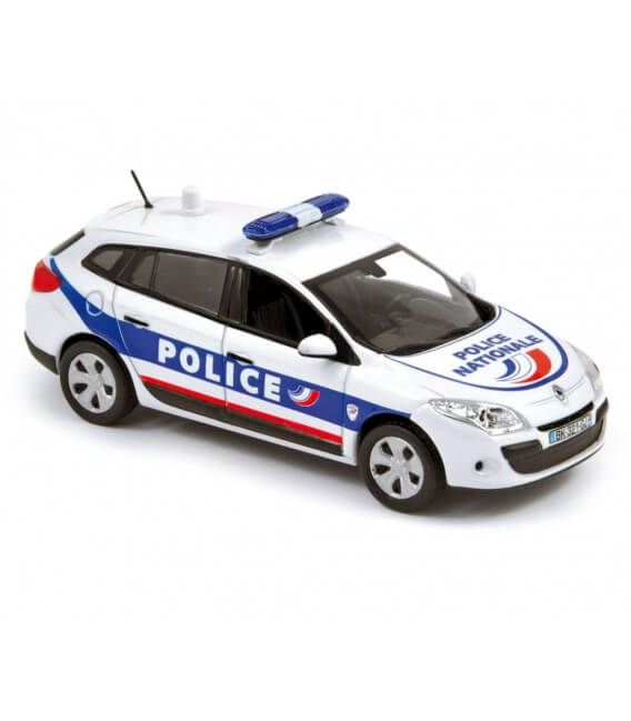 "Renault Megane Estate 2009 - ""Police Nationale"""