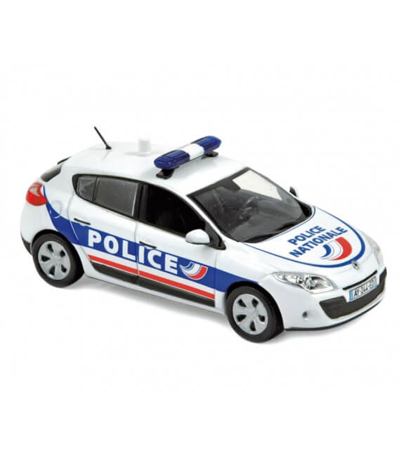 Renault Mégane 2010 - 'Police Nationale'