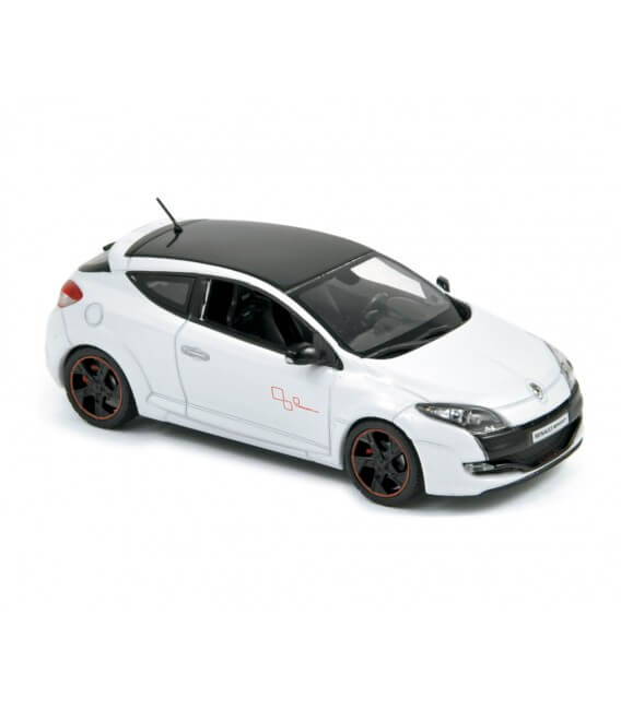 Renault Mégane RS Trophy 2011 - White