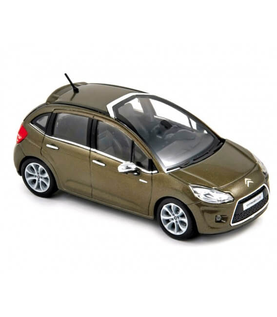 Citroën C3 2011 - Brown Hickory