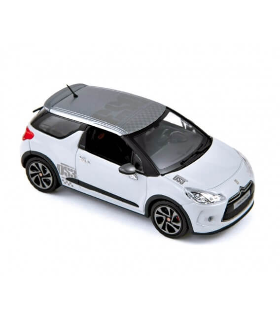 Citroën DS3 Racing 2010 - Banquise White & Grey