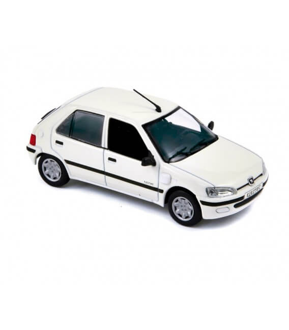 Peugeot 106 Electric 1997 - Banquise White