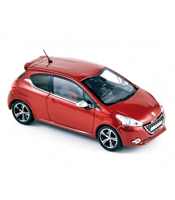 Peugeot 208 GTI 2012- Rubis Red