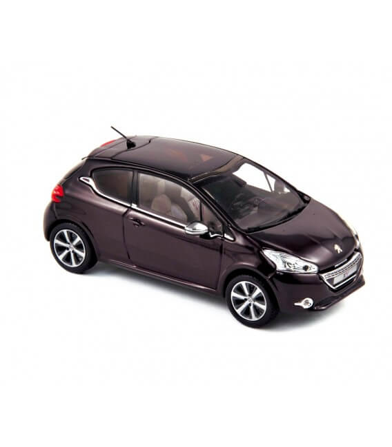 Peugeot 208 XY 2012 - Night Purple